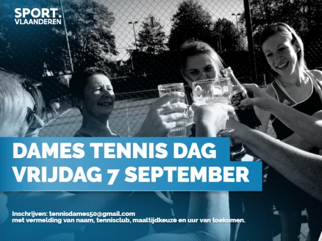 dames tennis